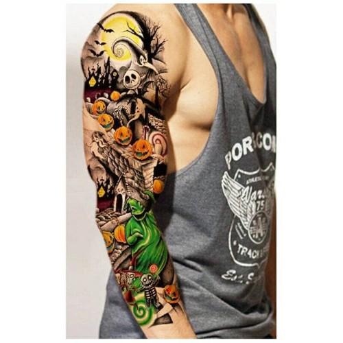 Foto Produk Tatto Temporary - 16 x 45 cm dari Abadi Foto