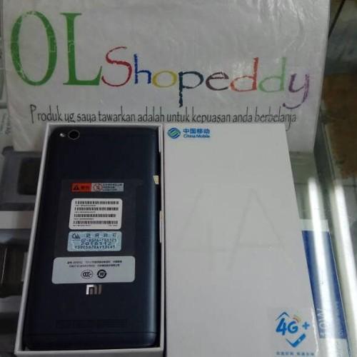 Foto Produk Hp Xiaomi Redmi 4A Prime Grey New Global 4G MIUI 8 (RAM 2GB+ROM 32GB) dari OLshopeddy