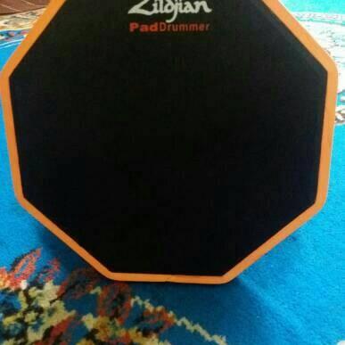 Foto Produk pad drum 10 inchi murah dari ridwan guitar shop