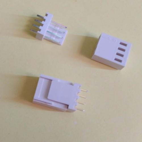Foto Produk Socket Soket Konektor 4 Pin White Housing dari Arfa Arduino Robot