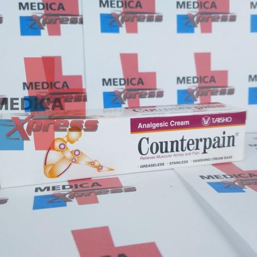 Foto Produk COUNTERPAIN CREAM 15 GRAM dari Medica Xpress