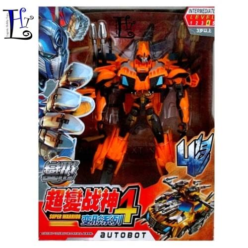 Foto Produk Transformers Bumblebee Beast Hunsters Leader Superwarrior 4 KWBoxed dari Lagoric Hobby Toys