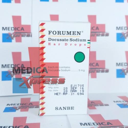 Foto Produk FORUMEN TETES TELINGA 10 ML dari Medica Xpress
