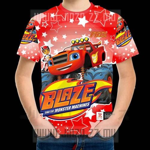 Foto Produk Kaos Anak Blaze 2 dari Jinzo Series