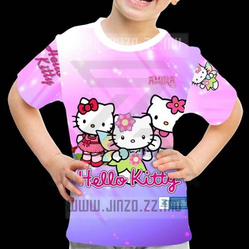 Foto Produk Kaos Anak Hello Kitty 1 dari Jinzo Series