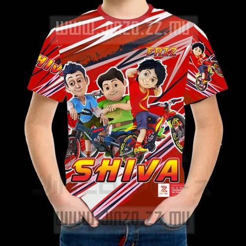 Foto Produk Kaos Anak Shiva 2 dari Jinzo Series