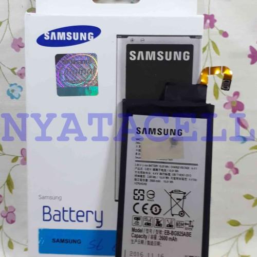 Foto Produk Baterai Samsung Galaxy S6 Edge Original 100% Batre Ori Sein 2500mAh dari NYATACELL