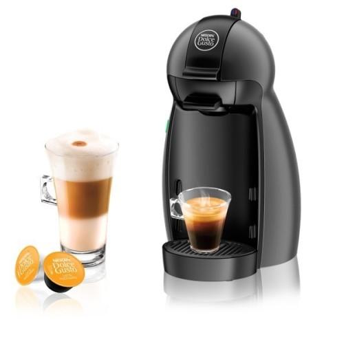 Foto Produk Nescafe Dolce Gusto Coffee Maker Krups – PICCOLO Black / Mesin Kopi dari Henbao Berjaya