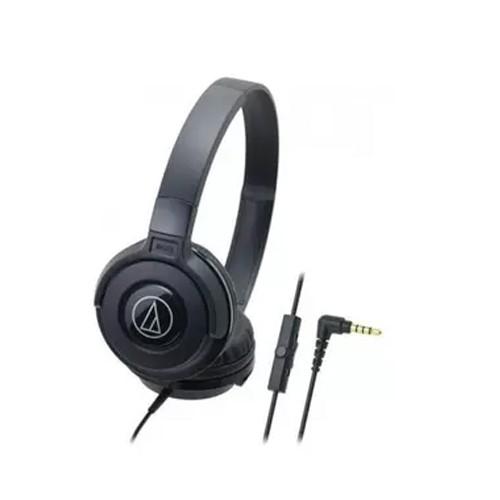 Foto Produk Audio-Technica ATH-S100iS BK ( EX ) BLACK - Hitam dari Audio-Technica Official