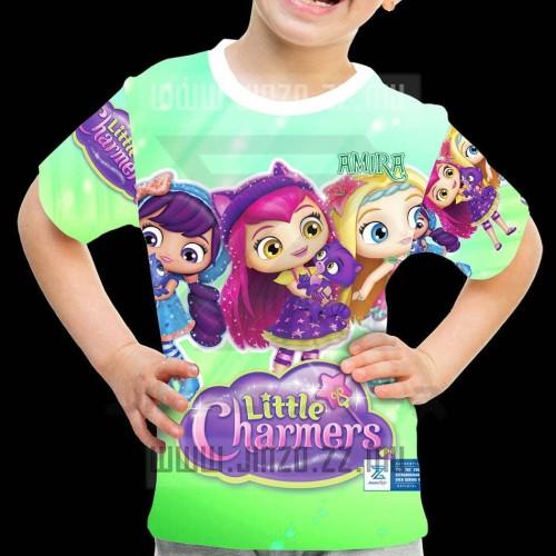 Foto Produk Kaos Anak Little Charmers 2 dari Jinzo Series