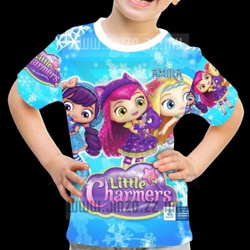 Foto Produk Kaos Anak Little Charmers 3 dari Jinzo Series