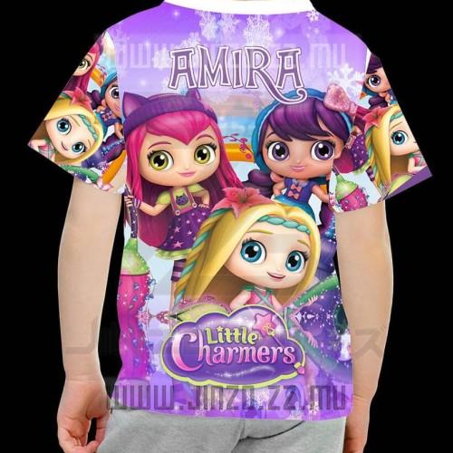Foto Produk Kaos Anak Little Charmers 4 dari Jinzo Series