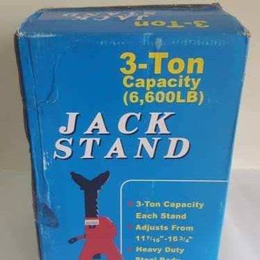 Foto Produk Dongkrak ATS (Jack Stand) 3T (2 buah) dari Toko Intan Gading