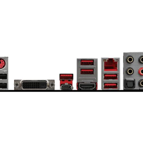 Foto Produk MSI H270 Tomahawk Arctic (LGA1151, H270, DDR4) dari GreatAccesoriesComputer
