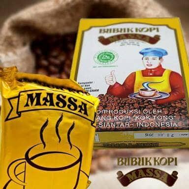 Foto Produk Kopi Bubuk Kok Tong halus / kasar robusta koktong Siantar 500 gram - halus dari Eagar Wangsa