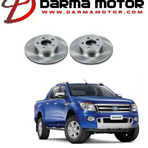 Foto Produk DISC BRAKE RANGER 2.200 - 3.200 T6 2012-2017 - FRONT DEPAN dari DARMA AUTOMOTIVE PARTS