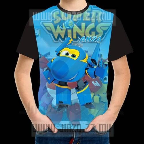 Foto Produk Kaos Anak Super Wings 4 dari Jinzo Series