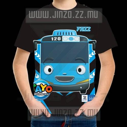 Foto Produk Kaos Anak Little Bus Tayo 1 dari Jinzo Series