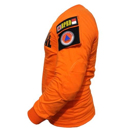 Foto Produk baju kaos tactical combat BPBD - combat shirt BPBD dari Mardo combat