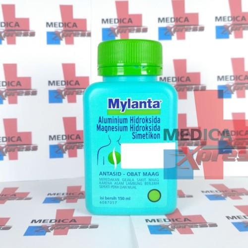 Foto Produk MYLANTA SIRUP 150 ML dari Medica Xpress