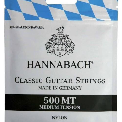 Foto Produk Hannabach 500 Classic guitar Strings Medium tension dari DMP Musik