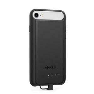 Foto Produk Anker PowerCore Case 2200mAh iPhone 6/6S/7 - Black [A1409H11] dari manekistore