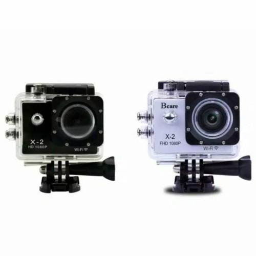 Foto Produk Camera Action Cam Bcare X2 12mp Wifi Murah dari Riifa Shop