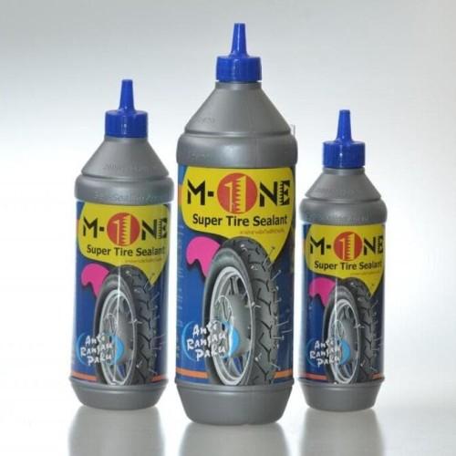 Foto Produk M ONE Tyre Sealant CAIRAN BAN TUBELESS 500 Ml dari Sparta Motorzone