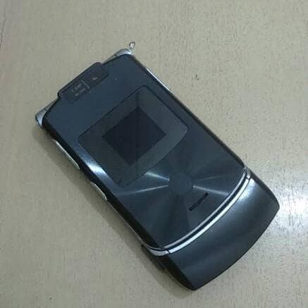 Foto Produk HP Motorola Razr V3xx Black Normal Batangan dari Awaluddin