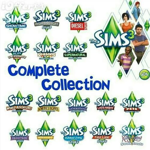 Foto Produk The Sims 3 Complete Collection dari Lapak Lancar Jaya