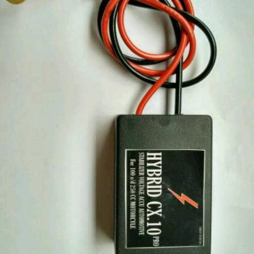 Foto Produk turbo dency Stabiliser HYBRID bisa untuk motor dan mobil dari jakartamobilaudio