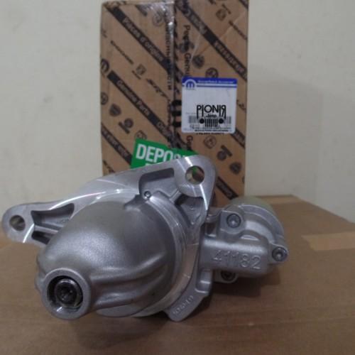 Foto Produk Dinamo Motor Starter Engine Jeep JK Diesel 2.8cc CRD Ori Mopar USA dari PIONIR JEEP