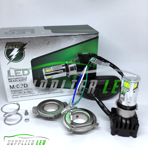 Foto Produk Lampu LED Motor 3 Sisi RTD AC-DC dari supplier led