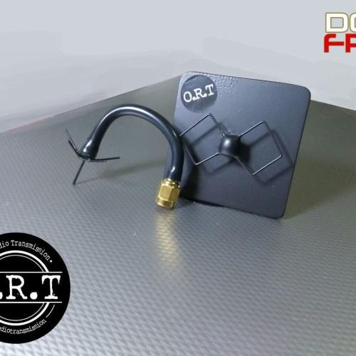 Foto Produk ORT Biquad 5.8GHz RX Antenna dari DooFPV