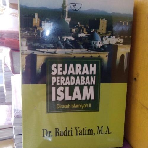 Foto Produk SEJARAH PERADABAN ISLAM - BADRI YATIM dari ROSI BOOKSTORE