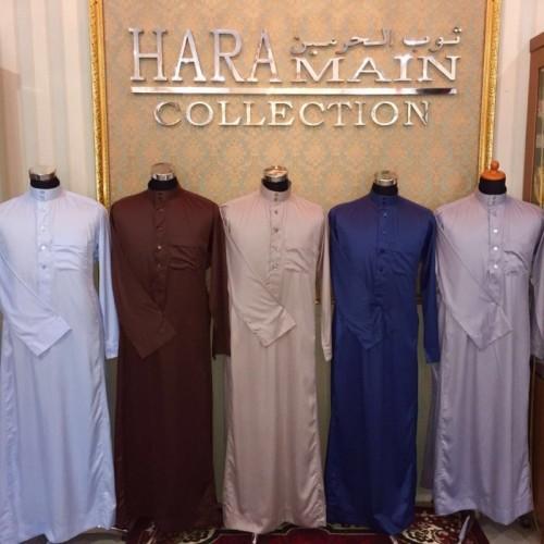Foto Produk GAMIS/JUBAH PRIA - JUBAH AL HARAMAIN - JUBAH SAUDI ORIGINAL dari NNF COLLECTION