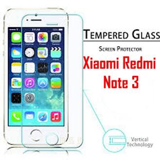 Foto Produk Tempered Glass Screen Guard Xiaomi Redmi Note 3, Redmi 4x dari Galtekindo