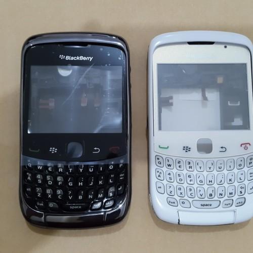 Foto Produk CASING BB GEMINI 3G 9300 FULLSET - Putih dari jevry