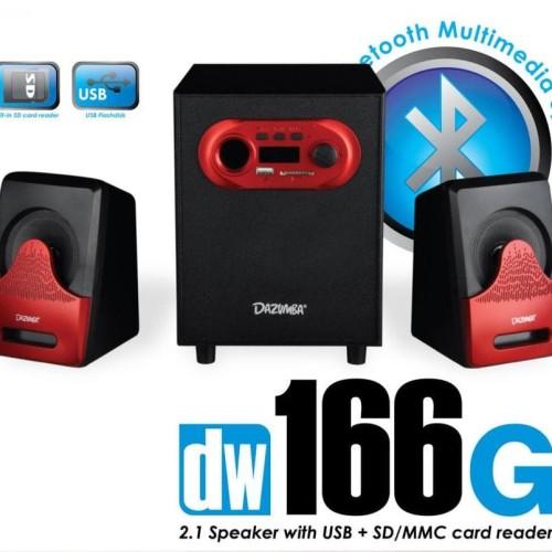 Foto Produk Speaker Bluetooth Dazumba DW166G dari daftar harga komputer