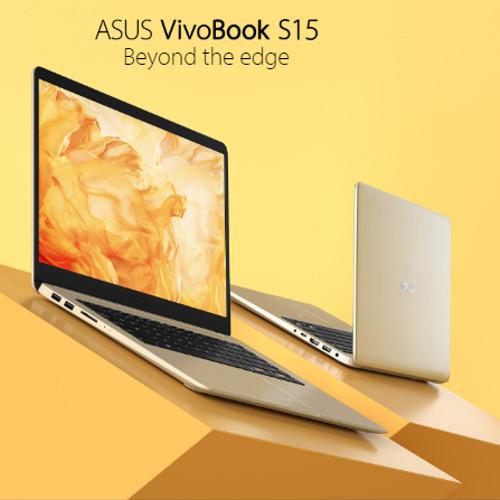 Foto Produk ASUS VIVOBOOK S15 S510UQ-BQ439 GOLD dari Deca Computer