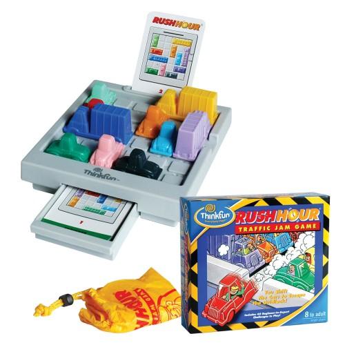 Foto Produk Mainan Edukasi Rush Hour 1 dari Gigo Toys