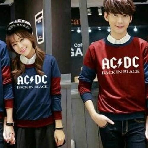 Foto Produk Baju Couple LP NEW ACDC dari BEST COUPLE