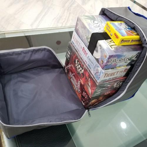 Foto Produk Board Game Travel  Bag (Large Size) dari MonopolisWonder