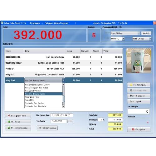 Foto Produk Free Software Kasir Toko&Supermarket -POS-Retail-Inventory dari solusiprogramcom