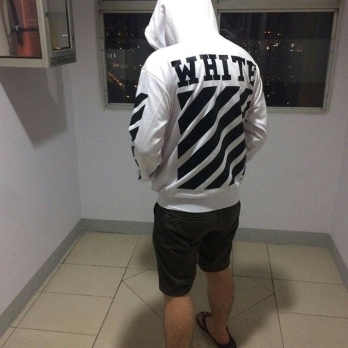 Foto Produk Hoodie Jumper OFF-WHITE dari Chaqueta-