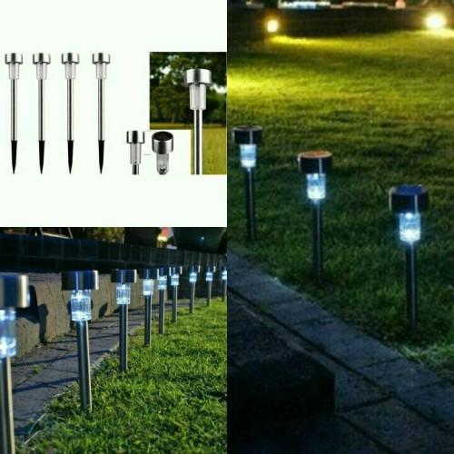 Jual Lampu Taman Tenaga Surya Led Kab Banyuwangi Jackson Grosir Tokopedia