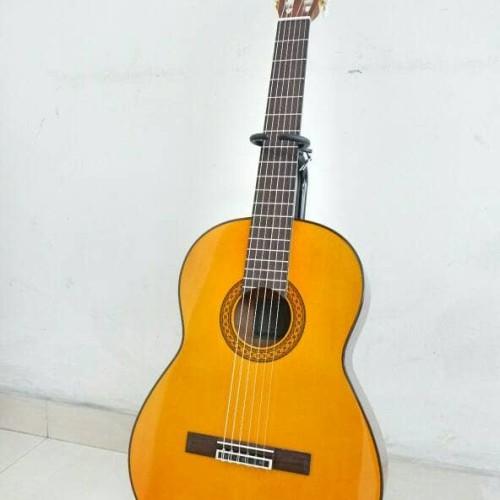 Foto Produk Gitar Akustik Yamaha C80/ C-80/ C 80 Original (KHUSUS GOJEK) dari Calleigh's house
