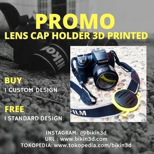 Foto Produk Lens Cap Holder Custom logo & Warna segala ukuran dari BIKIN3D