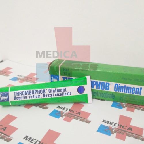 Foto Produk THROMBOPHOP OINTMENT dari Medica Xpress