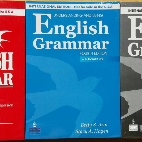 Foto Produk ENGLISH GRAMMAR 3 BUKU Betty Schrampfer Azar dari kasiko book